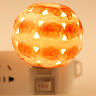 Classic Design Ball-shaped Ceramic Lamp Night Light Bedside Lamp Fragrance