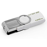 Original Kingston Datatraveler 101 Generation 2 128 GB USB 2.0 Flash Drive Stick