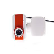 laranja computador câmera