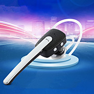GL90 Bluetooth Headset CSR V4.0+EDR 2-in-1 Ear Hook Bluetooth Stereo With Microphone for iPhone/Samsung/Laptop/Tablet