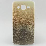 Varten Samsung Galaxy kotelo Kuvio Etui Takakuori Etui Liukuvärjätty TPU Samsung J5