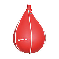Winmax® PVC Red Boxing Speed Bag/ Speed Ball