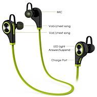 Q9 Wireless Bluetooth Headset Sport Runging Gym Wireless Bluetooth Earphone