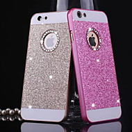 Funda Ostentosa de Metal BIG D para iPhone 4/4S