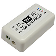 intelligens alkalmazás wifi LED RGB és melegfehér vezérlő