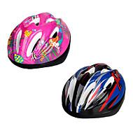아동 - 산 / 도로 / 스포츠 - 사이클링 / 도로 사이클링 / 레크리에이션 사이클링 / 아이스 스케이트 - 헬멧 ( 핑크 / 블루 , EPS / PVC ) 9 통풍구