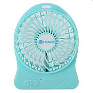 Hand-held Mini Fan 18650 Battery Power Supply