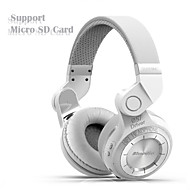 bluedio T2 + stereo bluetooth cuffie senza fili costruita in Mic Micro-SD / radio FM bt4.1 cuffie over-ear