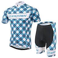 XINTOWN Cykling Tøjsæt/Jakkesæt / arm Warmers / Trøje Unisex CykelÅndbart / Ultraviolet Resistent / Hurtigtørrende / letvægtsmateriale /