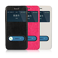 iphone 6S 6プラス用スタンド機能付きicovercaseフリップカバーレザーケース