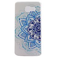 Varten Samsung Galaxy kotelo Kuvio Etui Takakuori Etui Mandala TPU Samsung A7(2016) / A5(2016) / A3(2016)