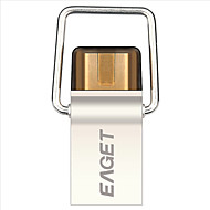 Eaget Typ-C-OTG-USB-Stick Flash-USB 3.0 16GB USB-Stick USB-Stick USB 3.0-Flash-Laufwerk Mikro Smartphone USB3.0 / 3.1