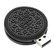 zpk38 32gb piccolo biscotti al cioccolato usb di memoria Flash 2.0 u bastone