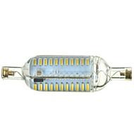 7W R7S LED Mais-Birnen Eingebauter Retrofit 76 SMD 4014 600-700 lm Warmes Weiß / Kühles Weiß Dimmbar / Dekorativ AC 220-240 V 1 Stück