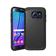 For Samsung Galaxy Case Shockproof Case Back Cover Case Armor PC Samsung S7