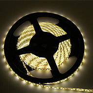 Waterproof  5 m LED 600*2835 SMD DC12V warm white/natural white 50W IP65