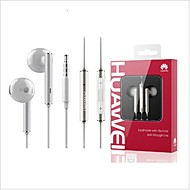 Huawei AM116 Earphone with microphone and Remote 3.5 mm Headphone Jack For Huawei P8 Mate 7 Mates honor 6