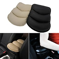 ziqiao auto auto handrests pokriti rukom ostatak sjedala kutija pločica zaštitno kućište meke PU tepisi jastuk univerzalni