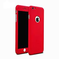 Na iPhone 8 iPhone 8 Plus Etui iPhone 5 Etui Pokrowce Odporne na wstrząsy Etui na tył Kılıf Zbroja Twarde PC na iPhone 8 Plus iPhone 8