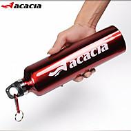 バイク ウォーターボトル サイクリング/バイク / マウンテンバイク / ロードバイク / BMX / その他 / TT / 固定ギア / レクリエーションサイクリング / 女性 銀色 / レッド / ブルー 鋼 1-acacia