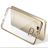 New Classic Luxury Mobile Phone TPU Soft Shell Plating for Samsung Galaxy S7/S7 edge/S6/S6 edge