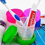 Plegable para Aseo Personal Plástico