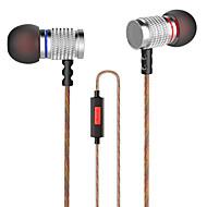 3.5mm auriculares con cable (en el oído) para el reproductor multimedia / comprimido | teléfono móvil | equipo sin micrófono
