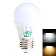 6W E26/E27 Ampoules Globe LED G45 12 SMD 5730 550 lm Blanc Chaud / Blanc Naturel Décorative AC 85-265 V 1 pièce