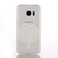 0,1 centímetros TPU tampa traseira ultra-fino para Samsung Galaxy S3 / S3 Mini / S4 / S4 Mini / S5 / S5 Mini / S6 / S6 EDGE EDGE / S6 plus