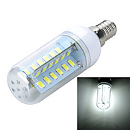 Marsing E14 18W 48 SMD 5730 500 LM Warm White / Cool White T LED Corn Lights (AC 220-240 V)