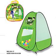 i nuovi bambini del gioco Ben10 all'aperto tenda di zanzara gioco palla casa