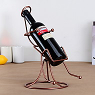 gyngestol design vintage rent jern vin rack