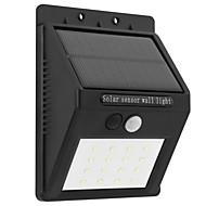 Waterproof Wall Light PIR Human Body Motion Sensor Lamp Rechargeable 16LEDs Solar Power Light Wall Lamp Garden Wall