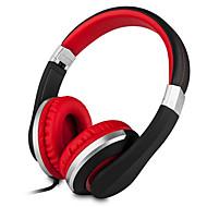 Kanen i20 3,5 millimetri pieghevole hi-fi stereo over-ear per iphone samsung microfono in linea di controllo del volume