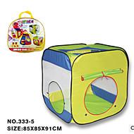 grandi bambini quadrati tenda gioco giocattoli casa spiaggia