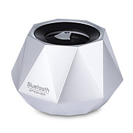 Diamond Bluetooth Wireless Mini Speaker for Cellphone iphone samsung tablet White Black Red Gold Silver
