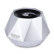 diamant bluetooth trådløs mini høyttaler for mobiltelefon iphone samsung tablett hvit svart rød gull sølv