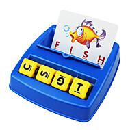 dzieci we wczesnym dzieciństwie dopasowując litery kolokacji wyglądać nauka angielskiego alfabetu zestaw zabawek
