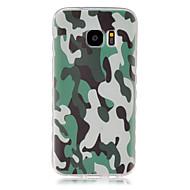Na Samsung Galaxy S7 Edge Wzór Kılıf Etui na tył Kılıf Moro TPU Samsung S7 edge / S7