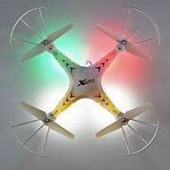 Others X300-1 surina 6 akselin 4ch 2,4G RC Quadcopter Kotiinpaluutoiminto / Headless Mode - toiminto / 360 asteinen lento