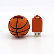 bastone animato basket usb2.0 flash drive di memoria 16GB fornisce un'unità di memoria flash USB 2.0 ad alta velocità u memoria del disco