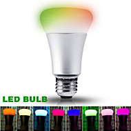 HRY® 10W E27 RGB Dimmable LED Bulbs 16 Color Choice Remote Controller Included LED Light Bulbs(85-265V)