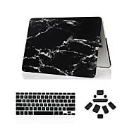 """3 σε 1 από μάρμαρο πλήρες περίπτωση το σώμα + πληκτρολόγιο κάλυψη + βύσμα σκόνης για MacBook Pro 13 """"/ 15"""""""