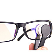 draagbare handvat lenzenvloeistof zonnebrillen microfiber brillen nieuwe schonere schoon te vegen