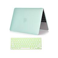 """nye 2-i-1 mat plast hårdt hele kroppen tilfældet med tastatur cover til MacBook Air 11 """"/ 13"""" (assorterede farver)"""