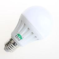 Zweihnder W340  E27 10W 850LM 3000-3500K / 5500-6000K 19x5730 SMD LEDs Warm / White Light Globe Bulb(AC 85-265V)