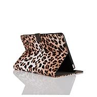 9.7 pulgadas modelo del leopardo la caja de cuero con soporte para iPad pro 9.7 (colores surtidos)