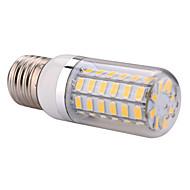1 pcs E14/E26/E27 12 W 60 SMD 5730 1200 LM Warm White/Cool White Corn Bulbs AC 220-240/AC 110-130 V