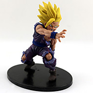 Dragon Ball Son Gohan PVC 12CM Anime Action Figures model Toys Doll Toy
