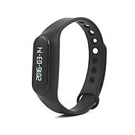 Kimlink ES Smart armbånd AktivitetstrackerVandafvisende Lang Standby Brændte kalorier Skridttællere Pulsmåler Distance Måling Søvnmåler